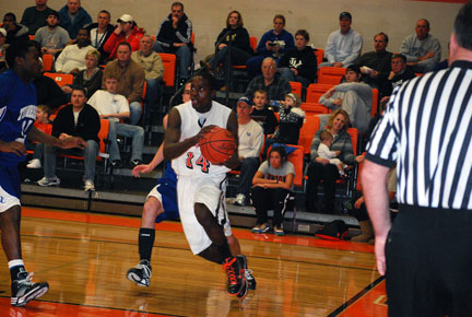 2nd MBB vs. Tennessee Wesleyan Photo