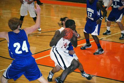7th MBB vs. Tennessee Wesleyan Photo