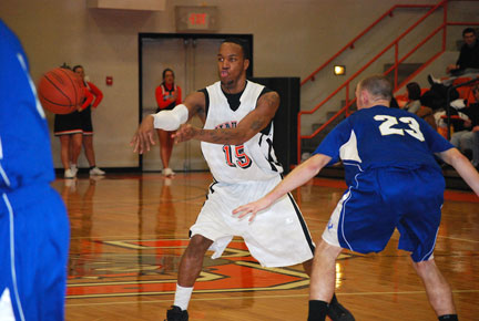 11th MBB vs. Tennessee Wesleyan Photo