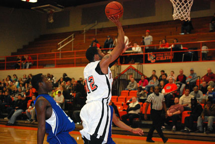 16th MBB vs. Tennessee Wesleyan Photo