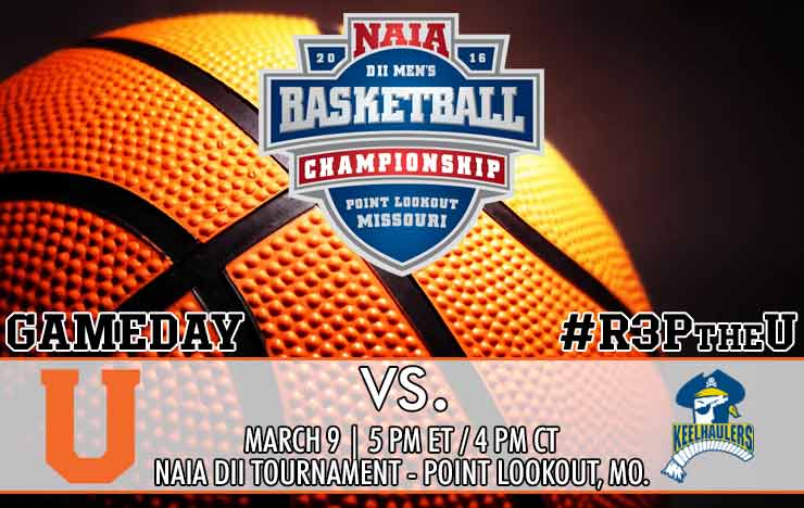 Photo for No. 7 Union Opens NAIA Tournament Play Today
