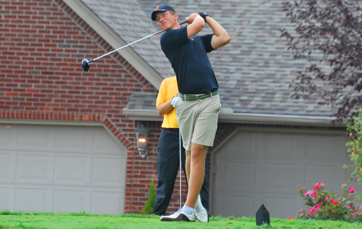 Photo for Hermansson Earns All-Tournament Honors at AAC Spring Meet