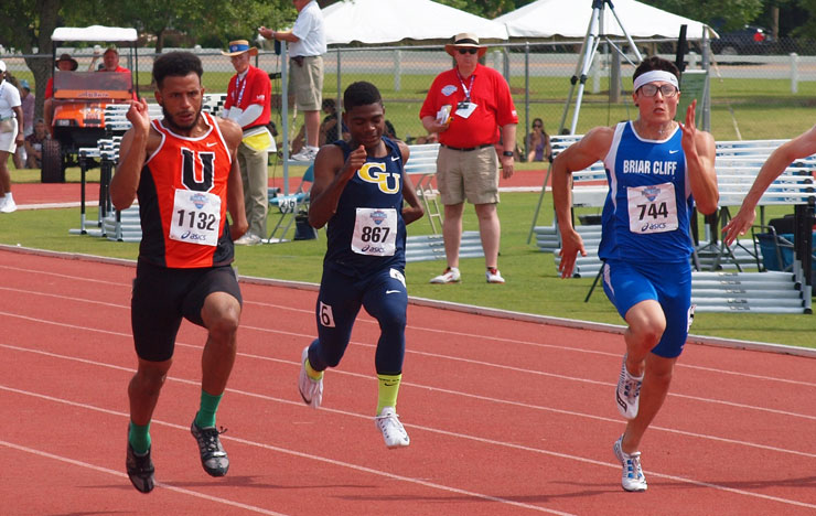 Photo for In A Flash: Slaton Blazes Way To NAIA Finals, School Record