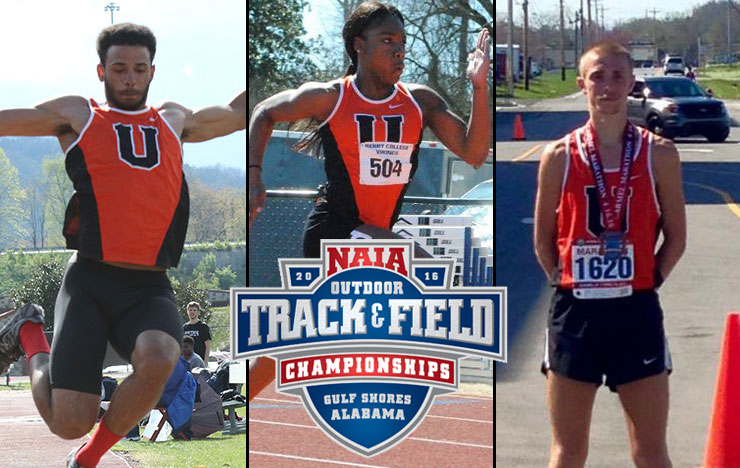 Photo for Slaton, Lane And Wesco Set For NAIA Outdoor Nationals