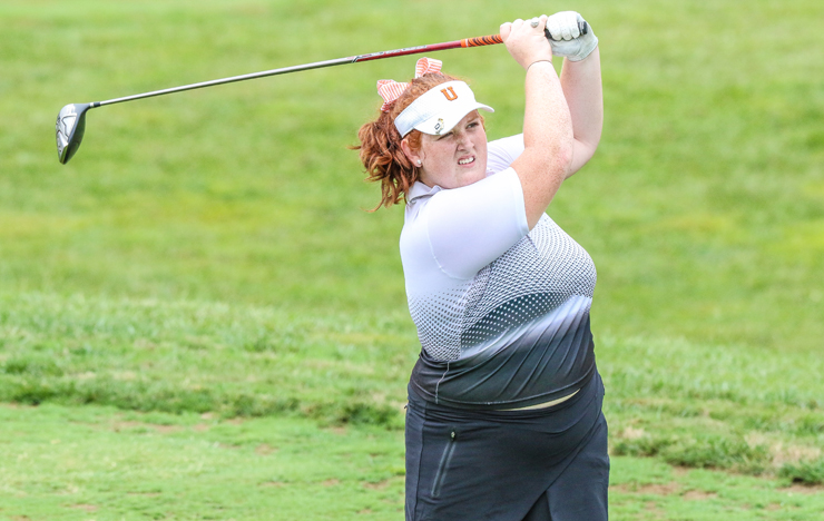 Photo for Women's Golf Places 8th At AAC Fall Championship