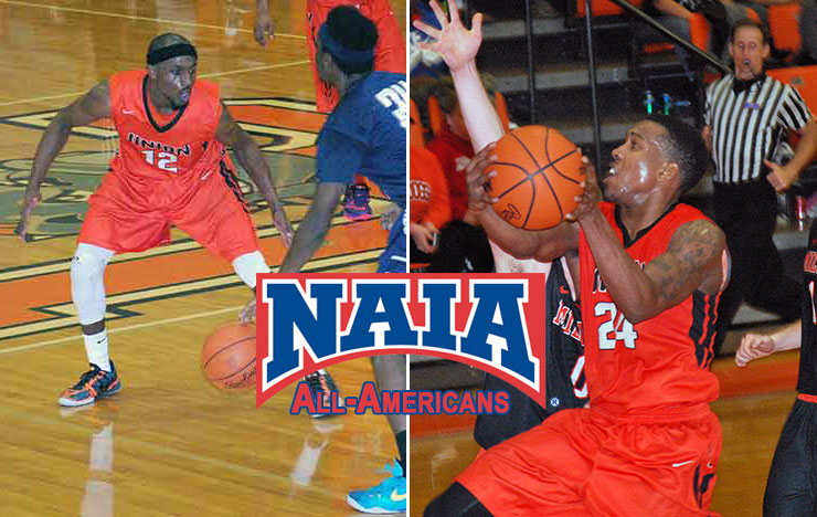 Photo for Tucker, Riley Earn NAIA All-American Honors