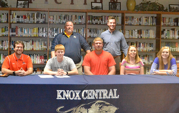 Photo for Union Adds Knox Central Diver to 2016-17 Roster