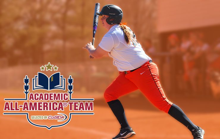 Photo for High Marks: Cooper Collects Academic All-America Honors