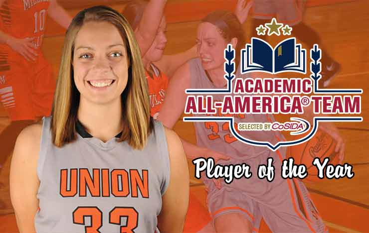 Photo for Nash Named CoSIDA Academic All-America Player of the Year