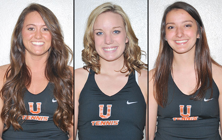 Photo for Three Earn AAC Women's Tennis Honors