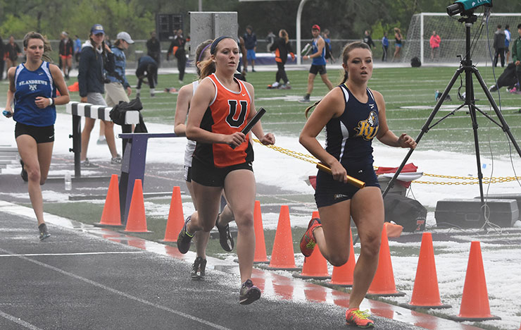 Photo for Union Races to AAC Women's Track & Field Championship
