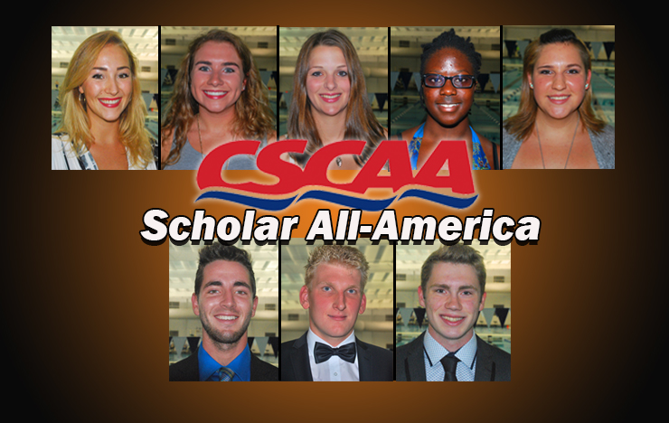 Photo for Eight Bulldogs Named CSCAA Scholar All-America