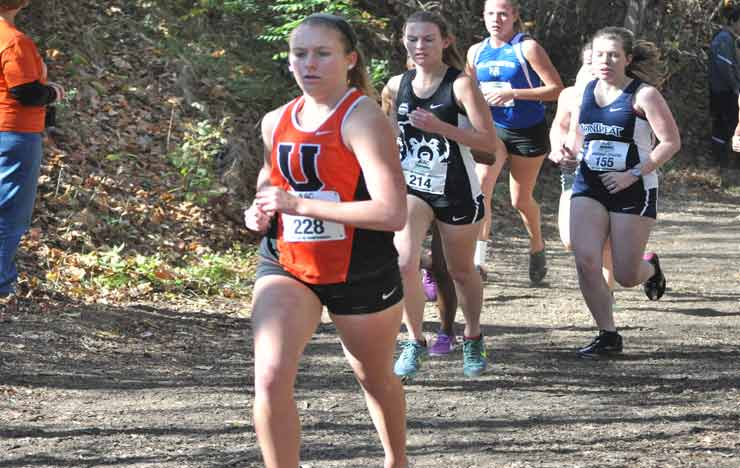 Photo for Cross Country Closes Out 2016 Season At AAC Championship