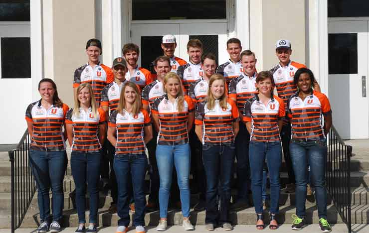 Photo for Union Cycling Sits On Top In SECC Standings