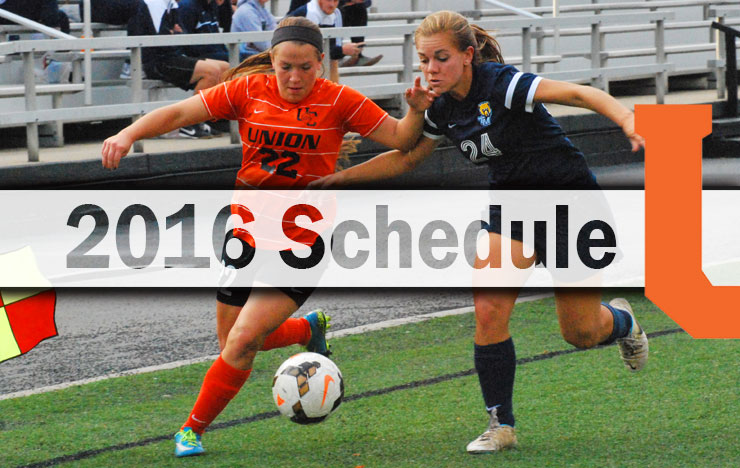 Photo for Women's Soccer Reveals 2016 Schedule