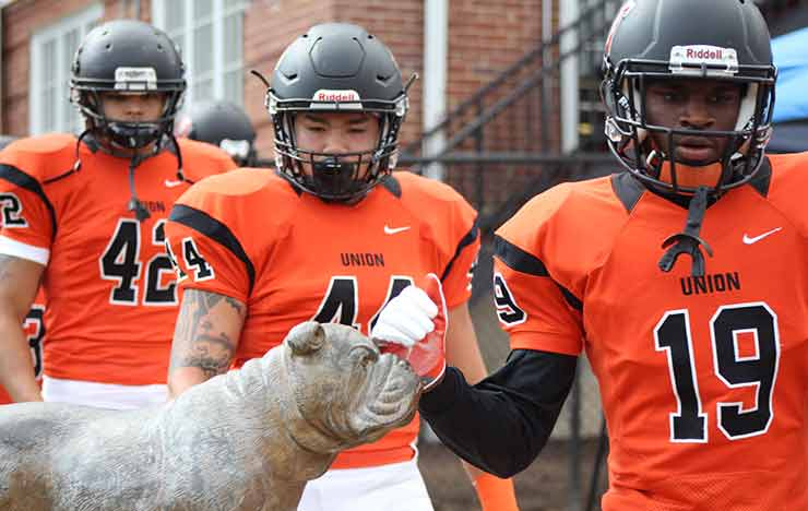 Photo for Game Preview: Union Prepares to Tangle with No. 11 Tigers
