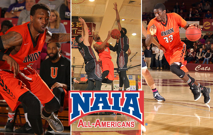 Photo for Union Places 3 on NAIA All-America Team