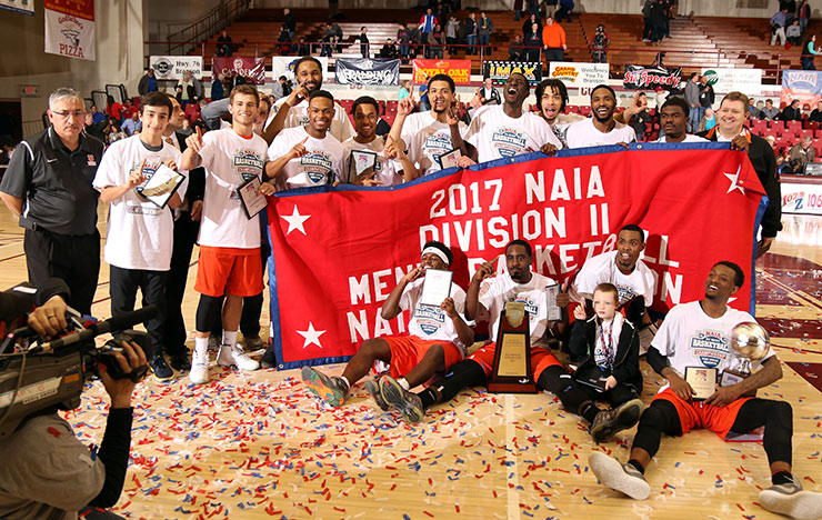 Photo for Union Captures First-Ever National Championship