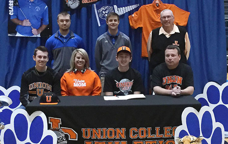 Photo for Union Adds Barbourville Golfer to 2017-18 Roster