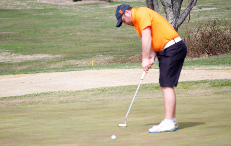 Photo for Sutton Paces Union to Strong Finish at Tusculum Invite