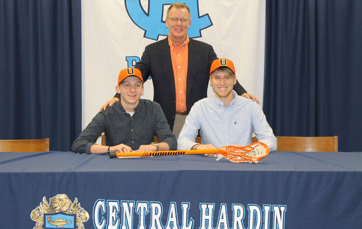 Photo for Bulldogs Add Pair from Central Hardin High