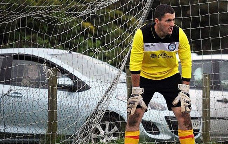 Photo for Union Signs Scottish Goalkeeper for 2017 Campaign