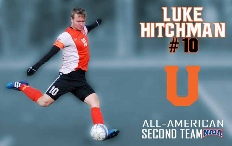Photo for Hitchman Lands on NAIA All-America Second Team