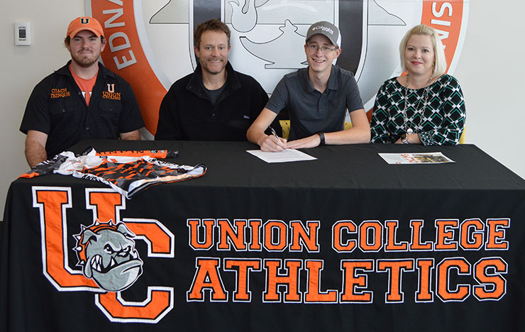 Photo for Cooper Signs on with Union Cycling