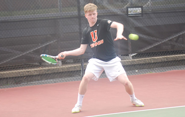 Photo for Union Men Down Milligan, 8-1; Women Fall, 6-3