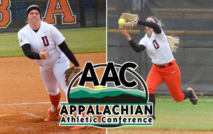 Photo for Rhode, Overton Collect AAC Pitcher, Player of Week Awards