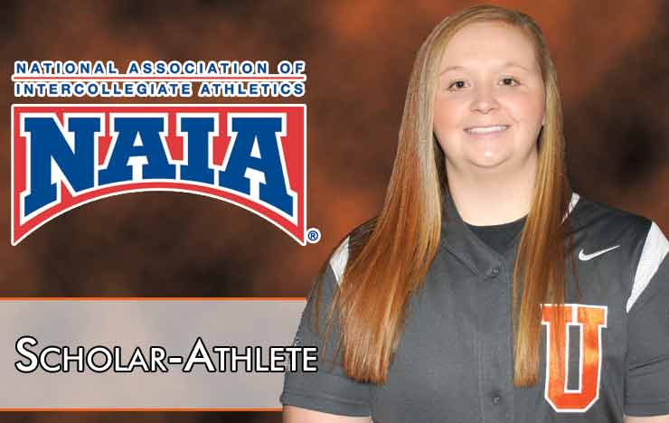 Photo for Cooper Named Daktronics-NAIA Scholar-Athlete