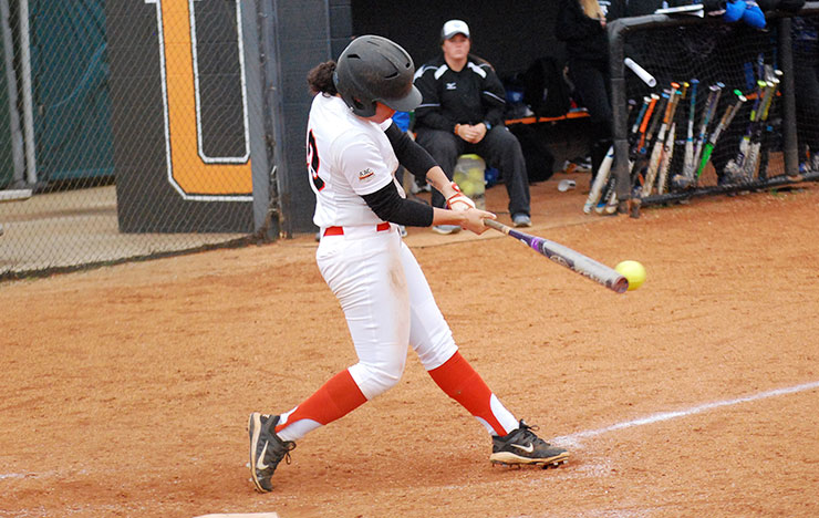 Photo for Moore: Union's All-Time Home Run, RBI Leader