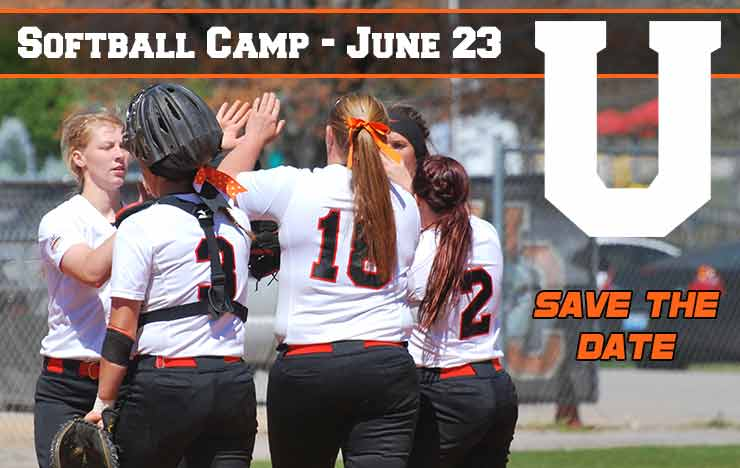 Photo for Save the Date: Union to Host Softball Clinics on June 23