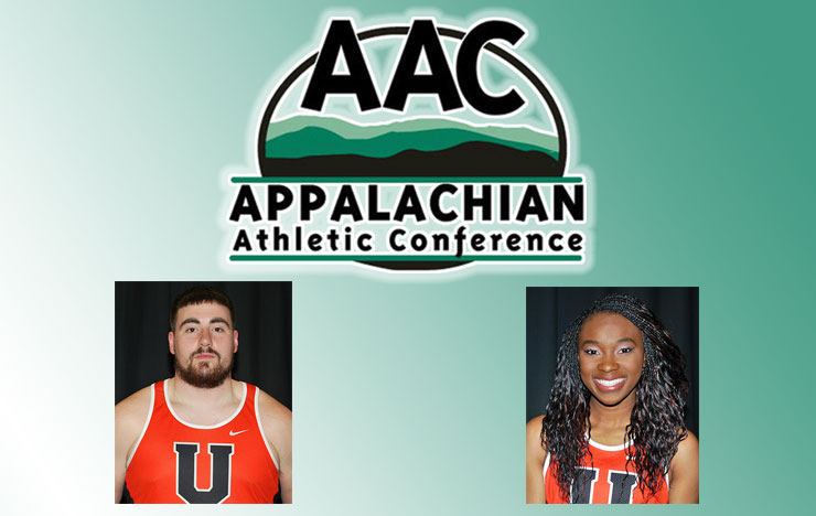 Photo for Gray, Wade Collect AAC Field Athlete of the Week Honors