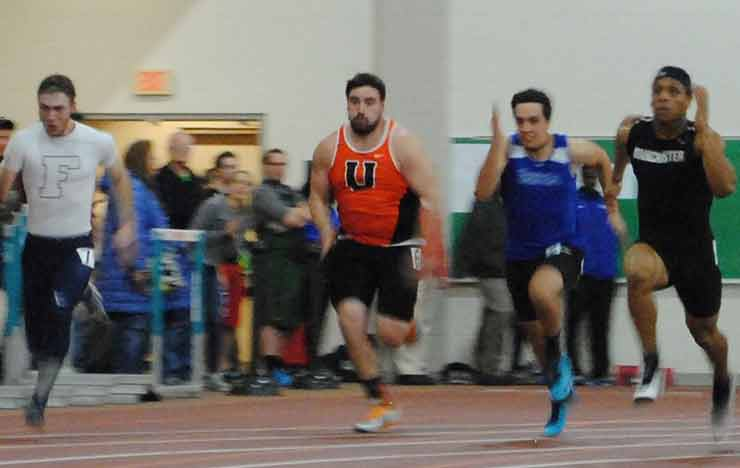 Photo for Union Wraps Up Successful Indoor Season; Set 2 Records