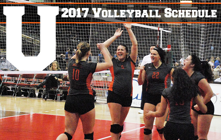 Photo for Union Unveils 2017 Volleyball Schedule