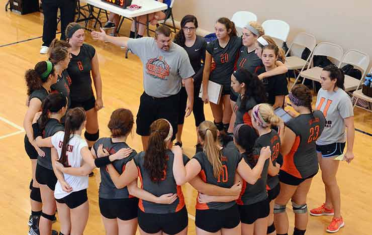 Photo for Union Falls in 3 to Host Milligan in AAC Action