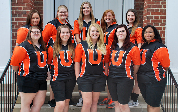 Photo for Union Women's Bowlers Record 10th-Place Finishes