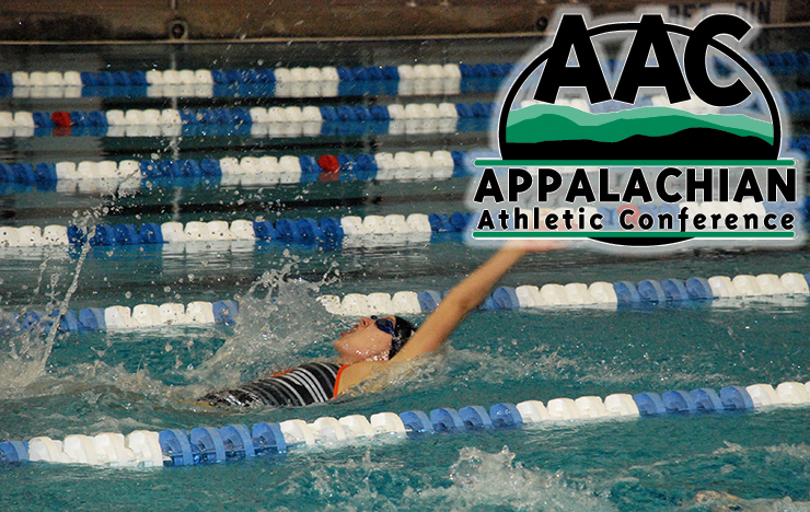 Photo for Melicharova Nabs AAC Swimmer of the Week Honors