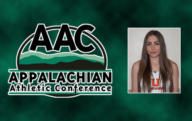 Photo for Pacjin Earns All-AAC and All-Freshmen Team Honors