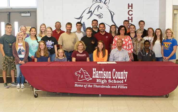 Photo for Harrison County Standout to Join Bulldogs in 2017-18
