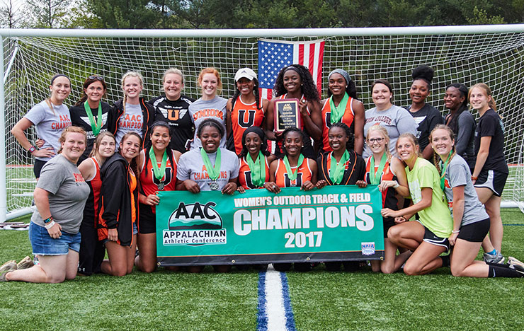 Photo for Banner Day for Union as it Wins AAC Championship