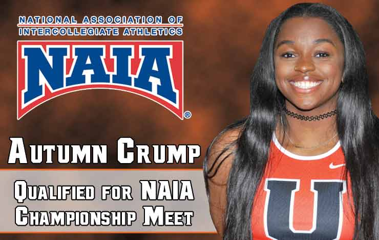 Photo for Ticket Punched: Crump Qualifies for Nationals