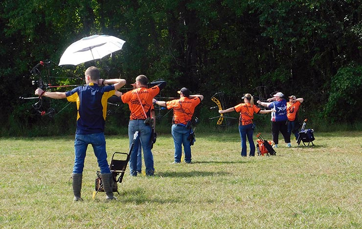 Photo for Union Excels at Third Annual Bulldog Shootdown