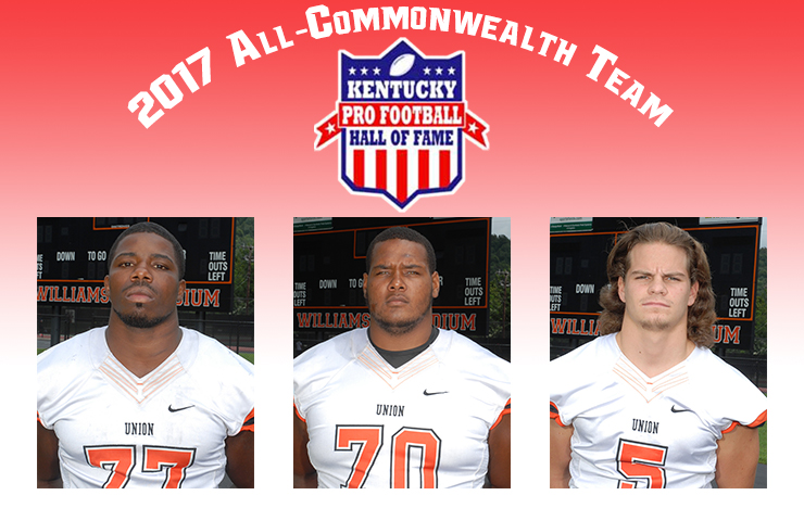 Photo for Bulldog Trio Named to 2017 All-Commonwealth Team