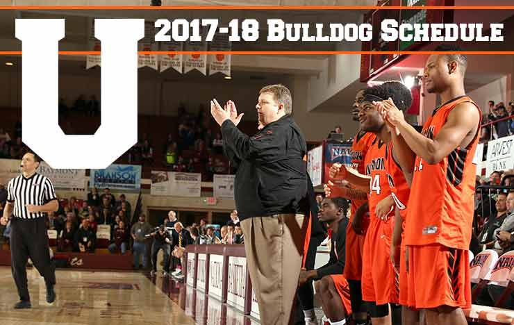 Photo for Bulldogs Unveil 2017-18 Men's Basketball Schedule