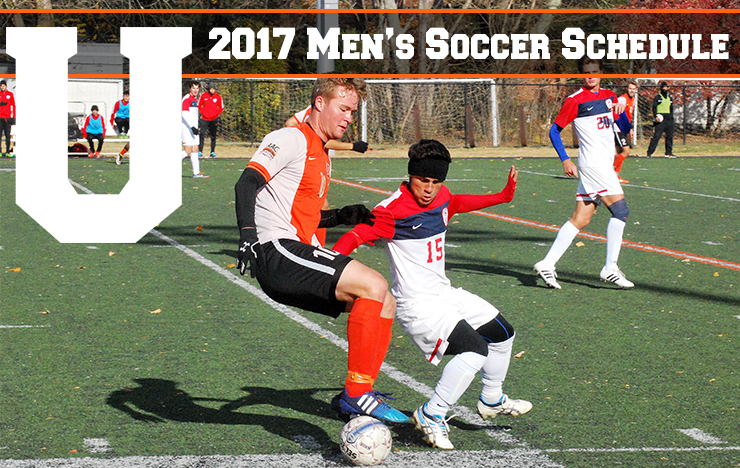 Photo for Union Releases 2017 Men's Soccer Schedule