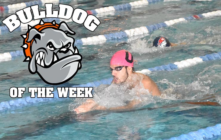Photo for Saraceni Nabs Bulldog of the Week Honors