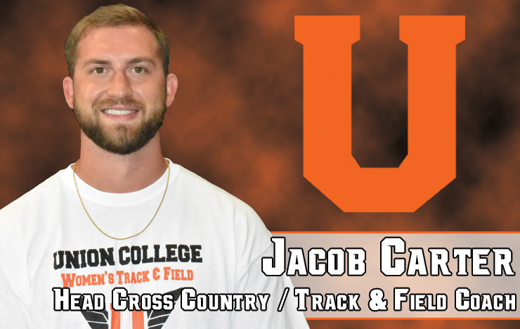 Photo for Carter Tabbed to Lead Union Cross Country, Track Programs