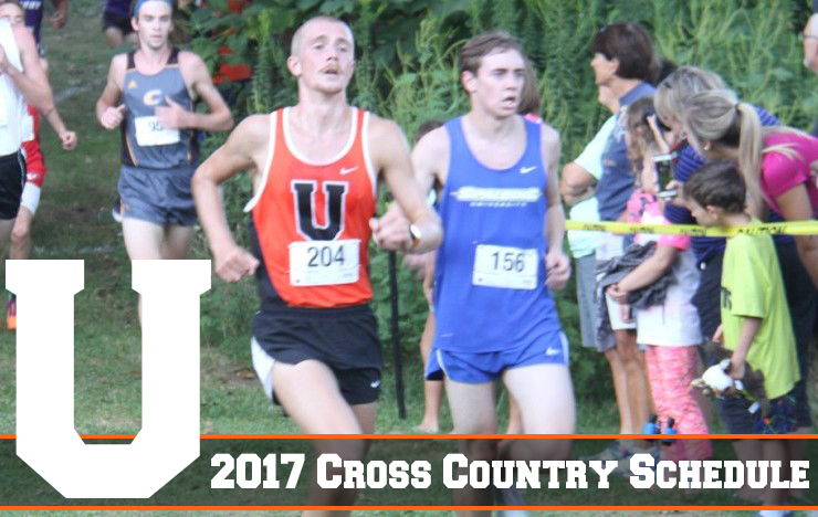 Photo for 2017 Cross Country Schedule Released